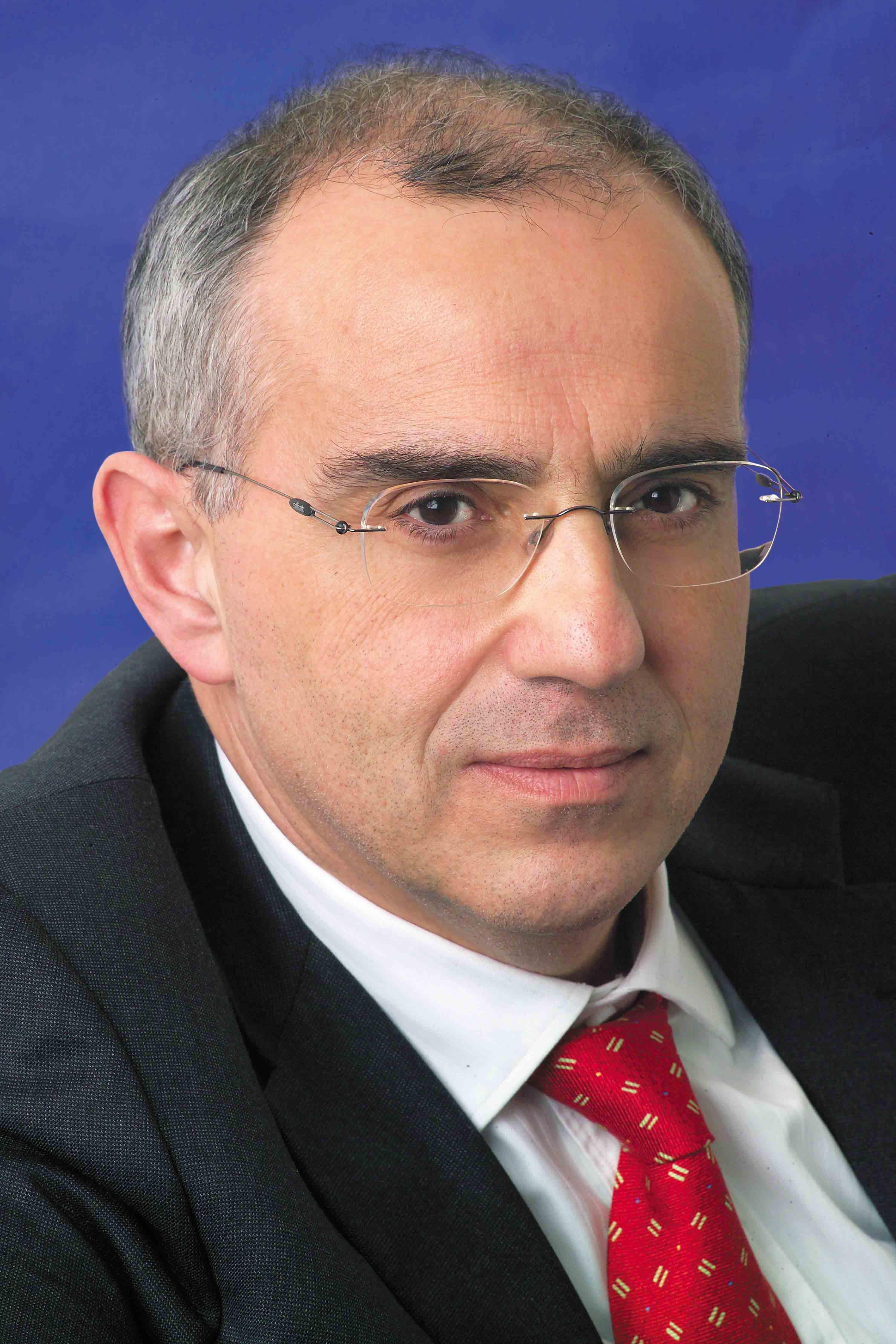 Νίκος Καραμούζης. Πρόεδρος Eurobank