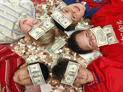 stock dollars