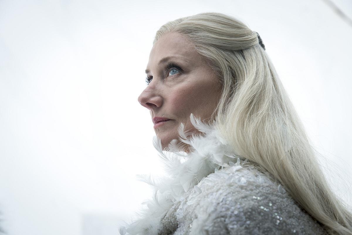 """EMERALD CITY -- """"The Beast Forever"""" Episode 101-- Pictured: Joely Richardson as Glinda -- (Photo by: David Lukacs/NBC)"""
