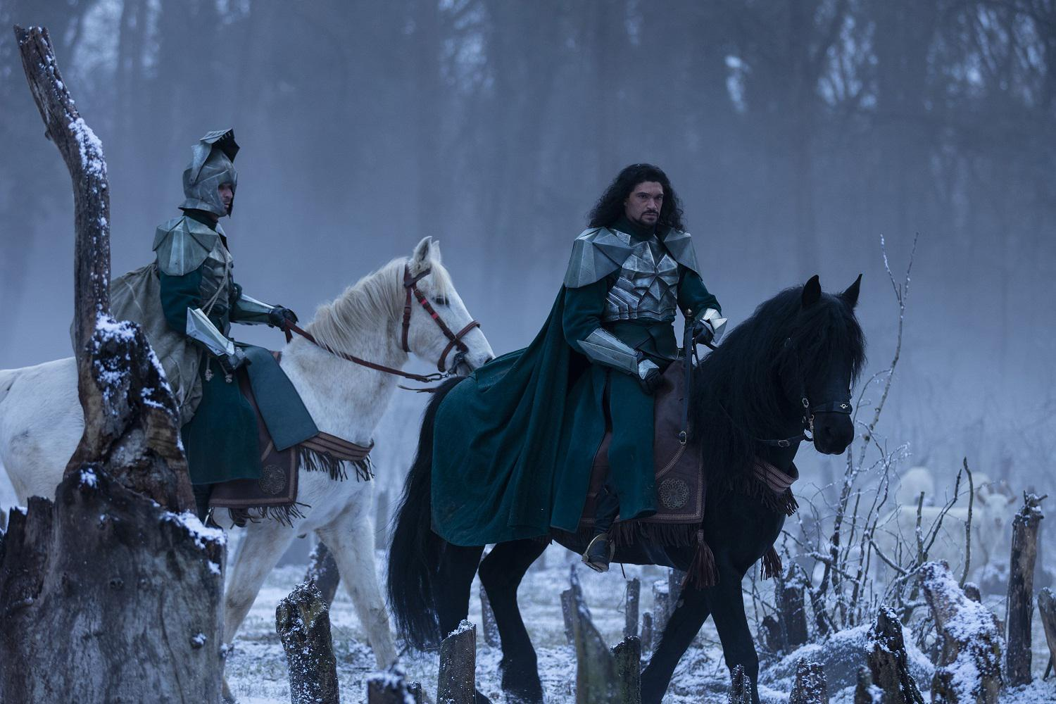 """EMERALD CITY -- """"The Beast Forever"""" Episode 101-- Pictured: Mido Hamada as Eamonn -- (Photo by: David Lukacs/NBC)"""