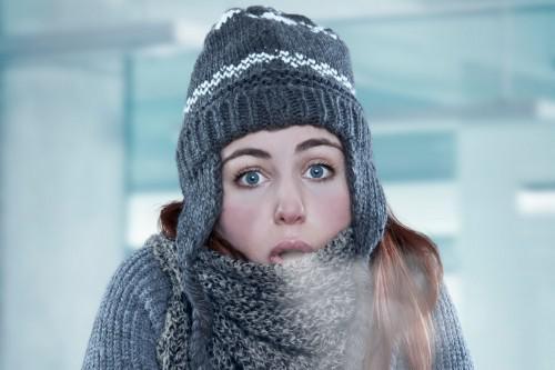 κρύο-γυναίκα