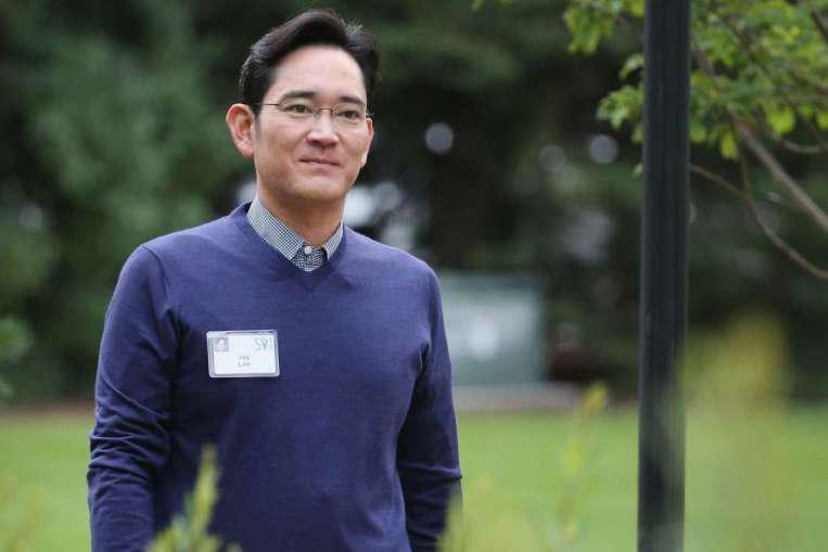 Jay Lee, Samsung τζει λι