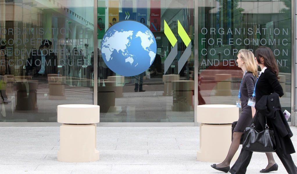 OECD WEEK AMBIANCE