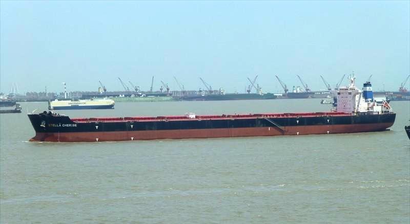 φορτηγό πλοίο Ρέστης