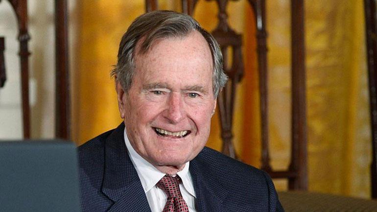 Τζόρτζ Μπους