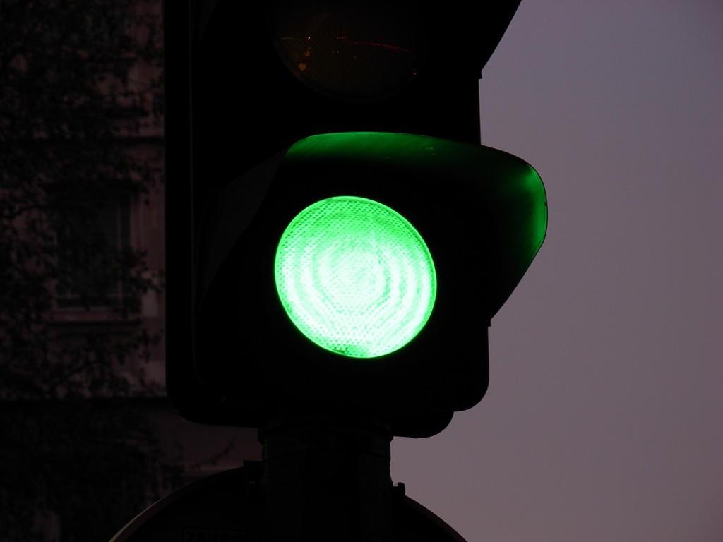 πράσινο φως