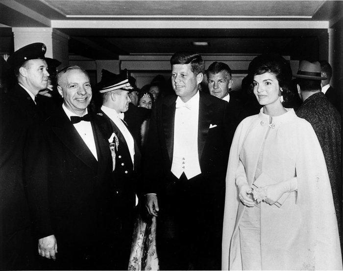 "Jacqueline Lee ""Jackie"" Kennedy Onassis"