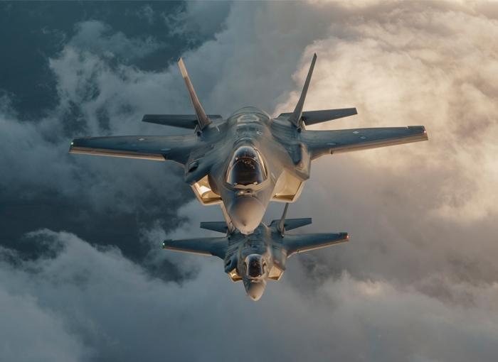 Αεροσκάφος πέμπτης γενιάς F-35