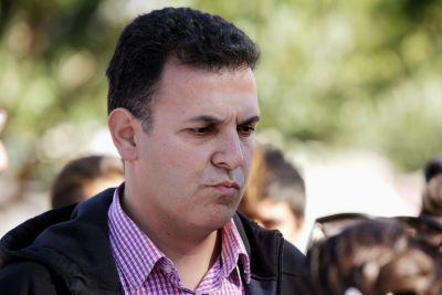 Γιώργος Καραμέρος/  Αντιπεριφερειάρχης Αττικής, δημοσιογράφος