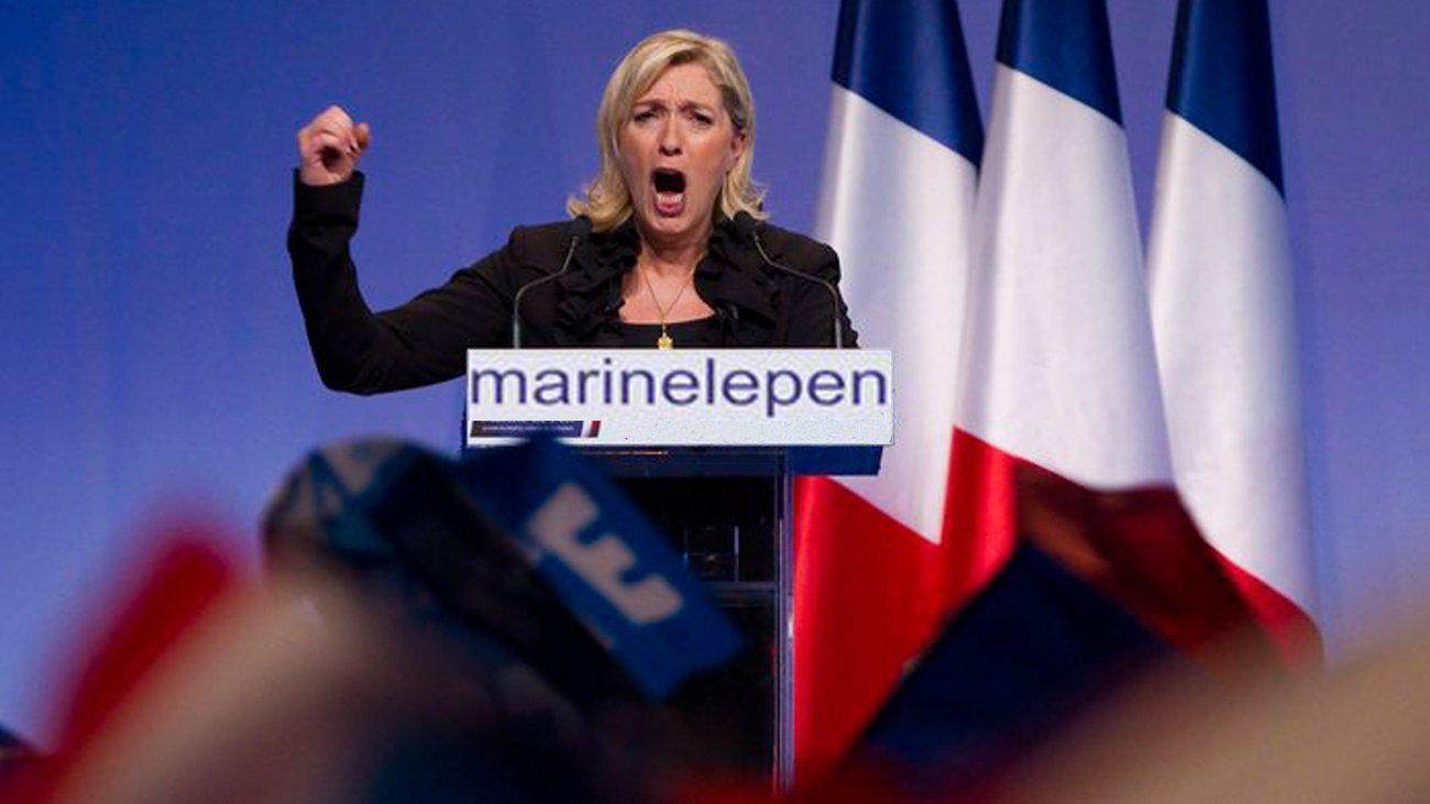 Μαρίν Λεπέν