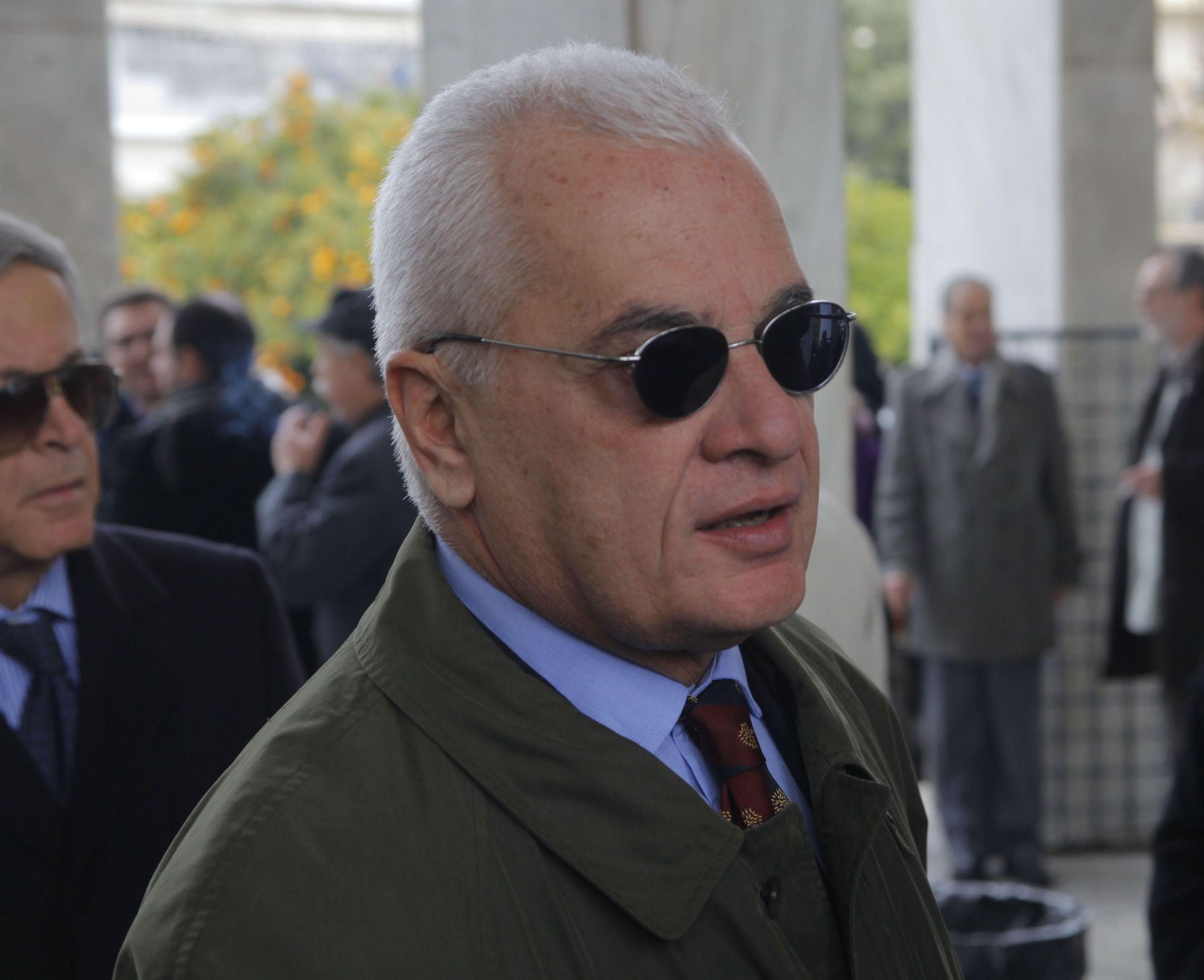 Γιάννης Πρετεντέρης (EUROKINISSI /)