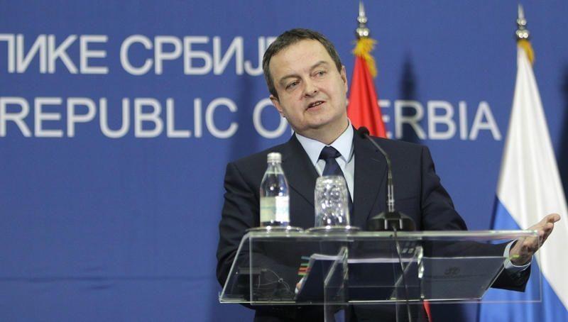 Σέρβος υπουργός Εξωτερικών