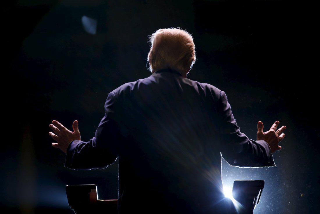 Ντόναλτ Τράμπ. Πρόεδρος ΗΠΑ