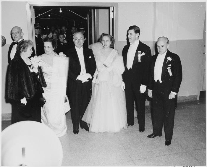 "Elizabeth Virginia ""Bess"" Truman"