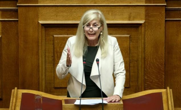 Ελένη Αυλωνίτου, βουλευτής ΣΥΡΙΖΑ