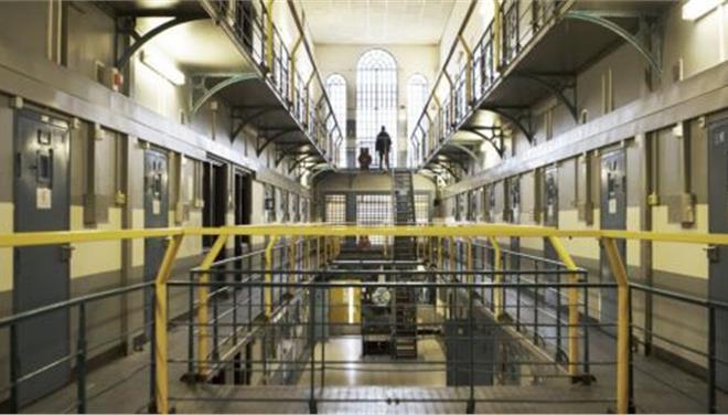 φυλακές Ολλανδίας