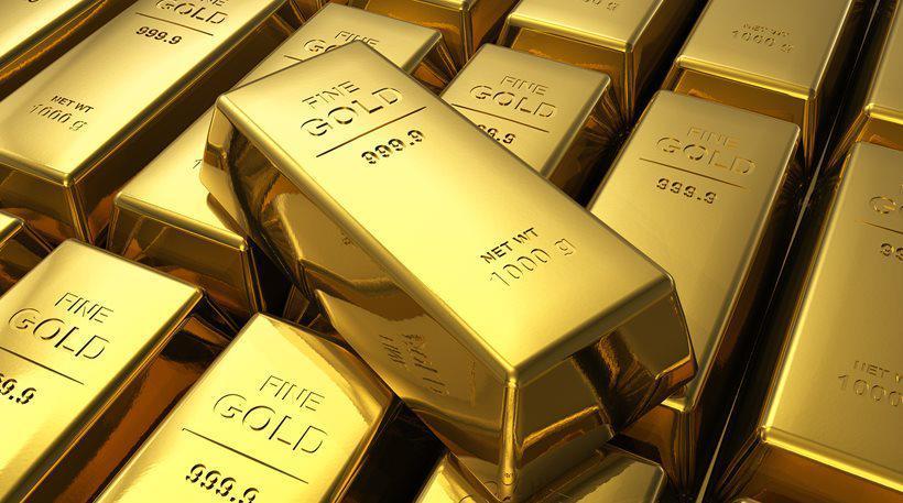 Τράπεζα της Ελλάδος χρυσός