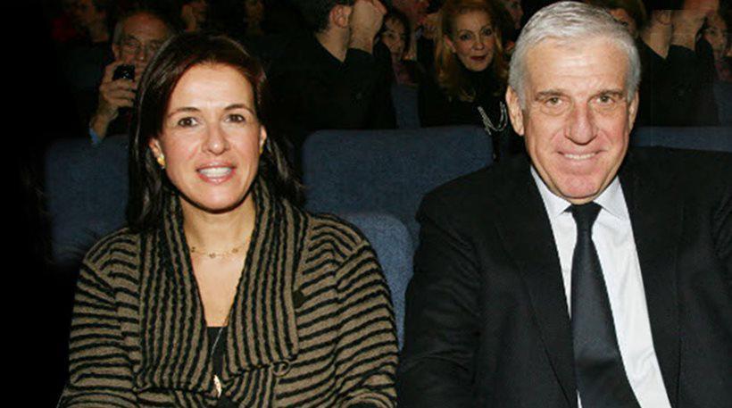Ο κ.Παπαντωνίου και η κα Σταυρούλα Κουράκου