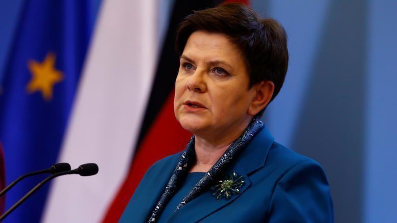 Μπεάτα Σίντλο, πρωθυπουργός της Πολωνίας