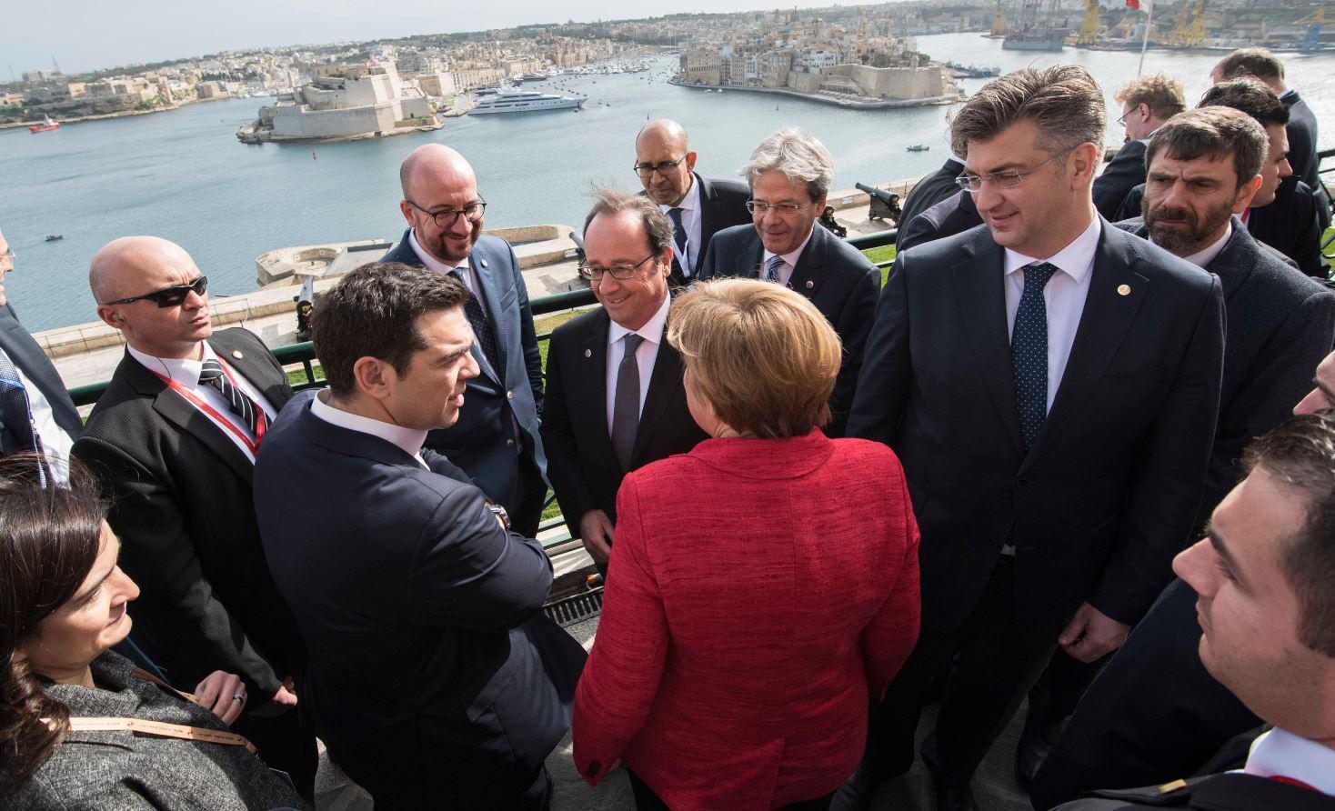 Μεταναστευτικό Μάλτα