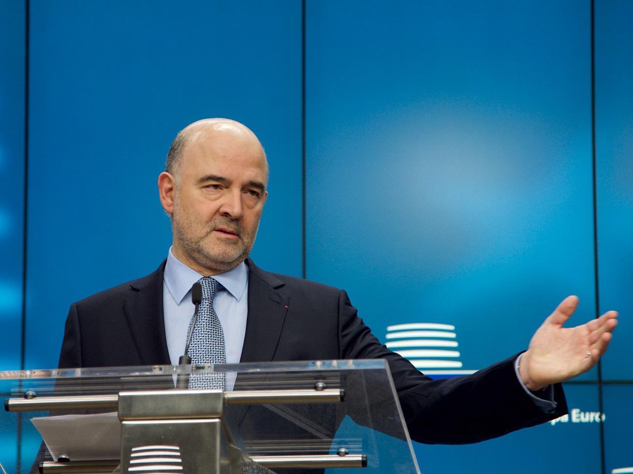 Πιέρ Μοσκοβισί, Γάλλος Επίτροπος για τα οικονομικά θέματα