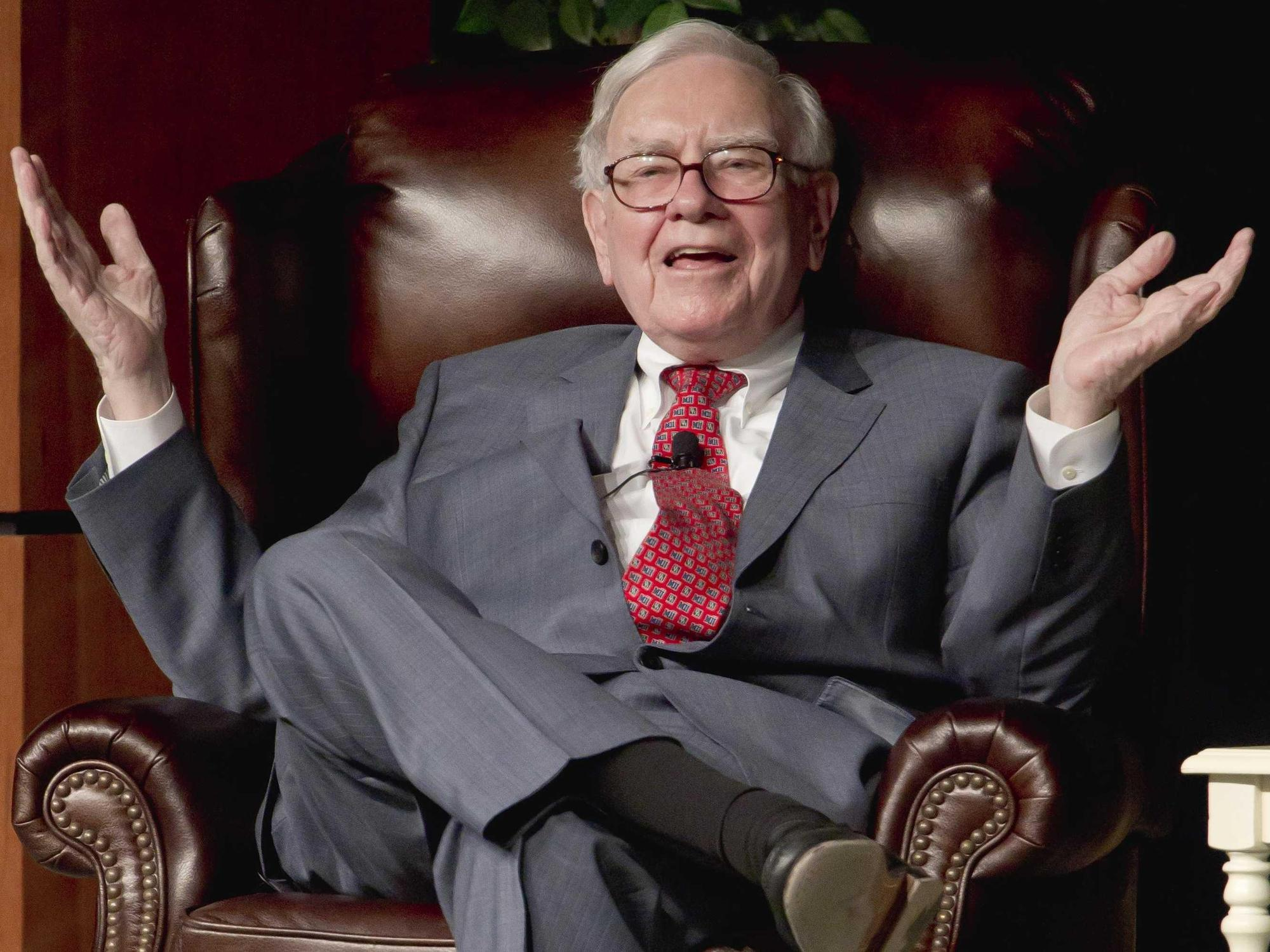 O Warren Buffett