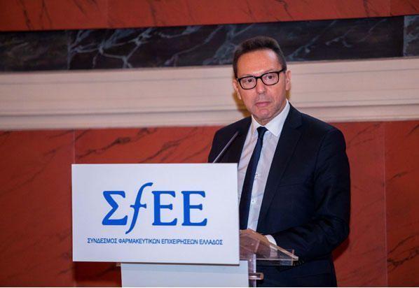 Ο Διοικητής της Τράπεζας της Ελλάδος, κ. Γιάννης Στουρνάρας