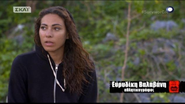 Βαλαβάνη Survivor