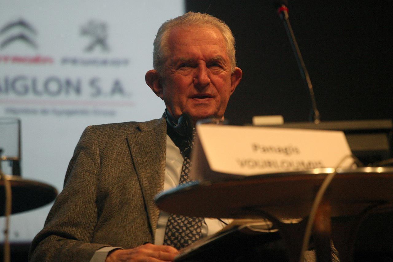 Παναγής Βουρλούμης, πρώην πρόεδρος ΟΤΕ
