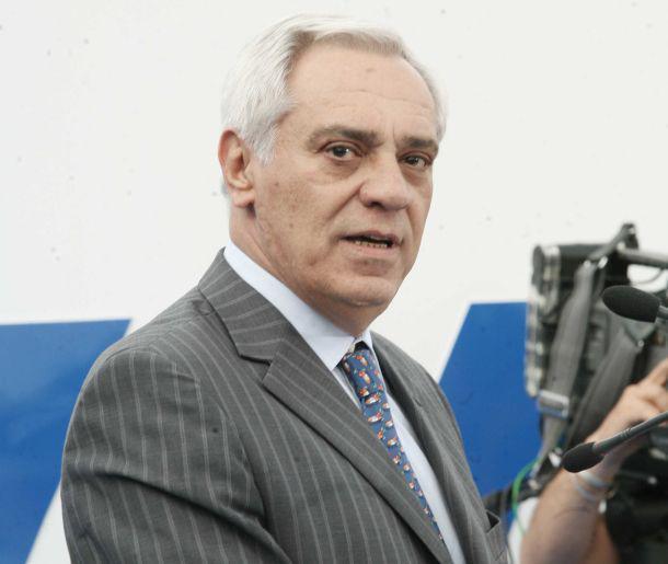 Νίκος Ευθυμίου. Εφοπλιστής. Τέως πρόεδρος Ένωσης Ελλήνων Εφοπλιστών