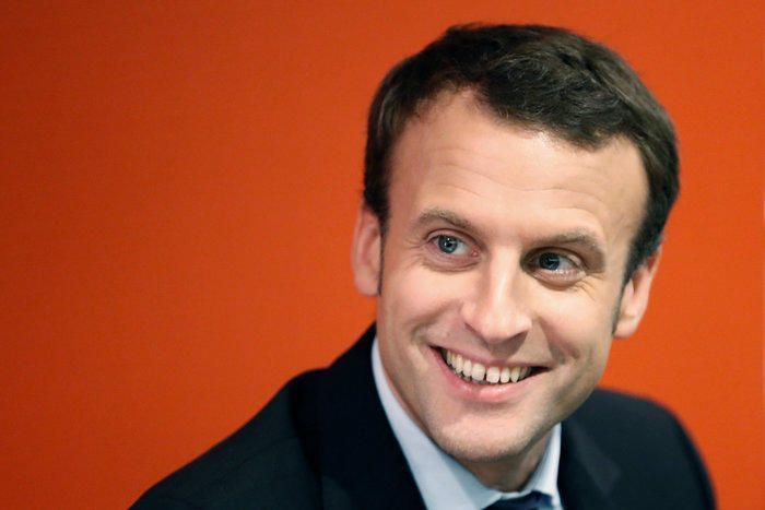 Εμμανουέλ Μακρόν Γαλλία εκλογές