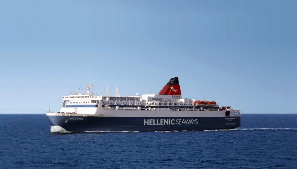 Hellenic Seaways ναυτιλία
