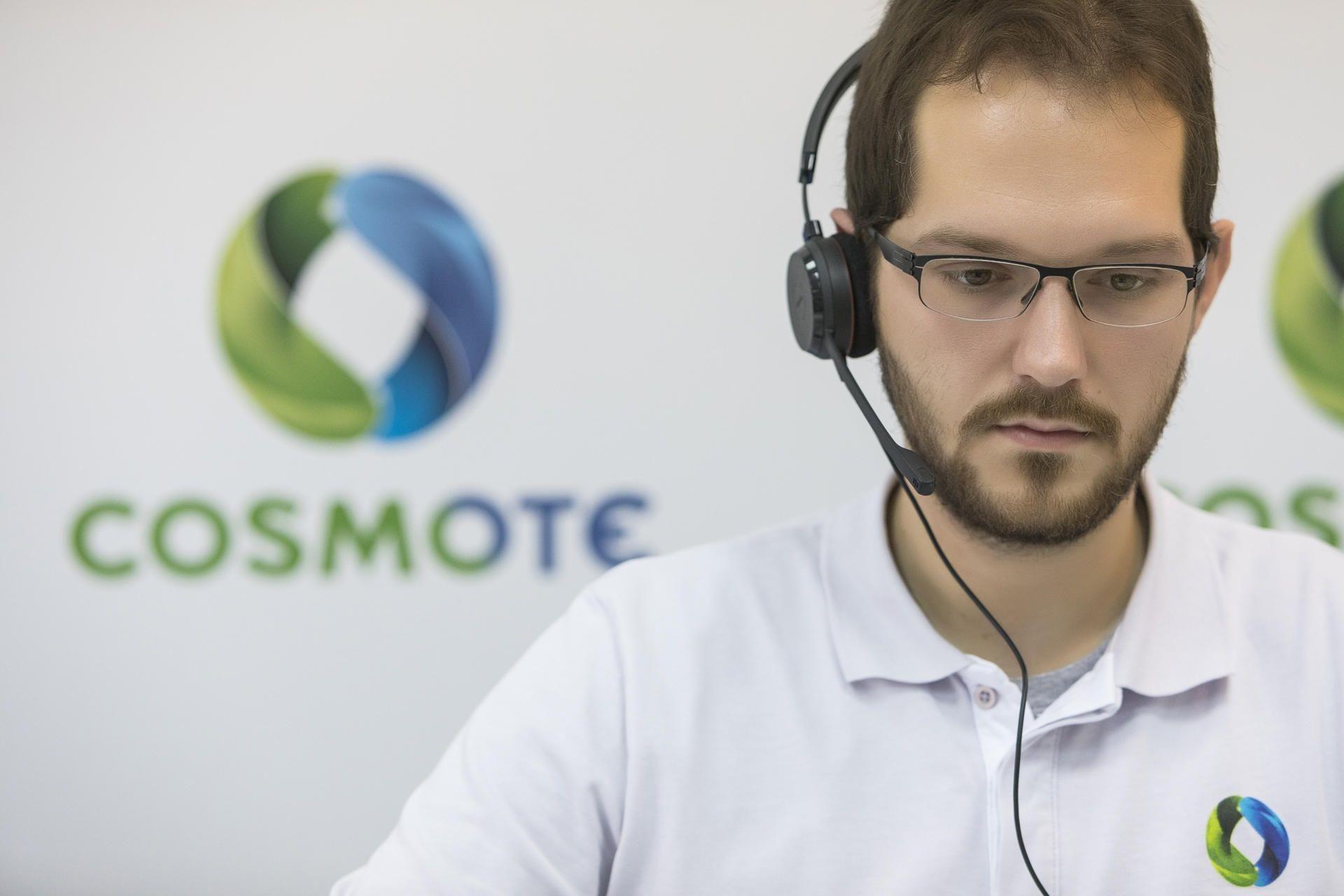 COSMOTE-Customer-Care