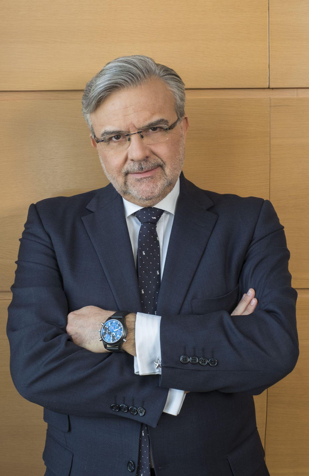 Χρήστος Μεγάλου. CEO Τράπεζα Πειραιώς