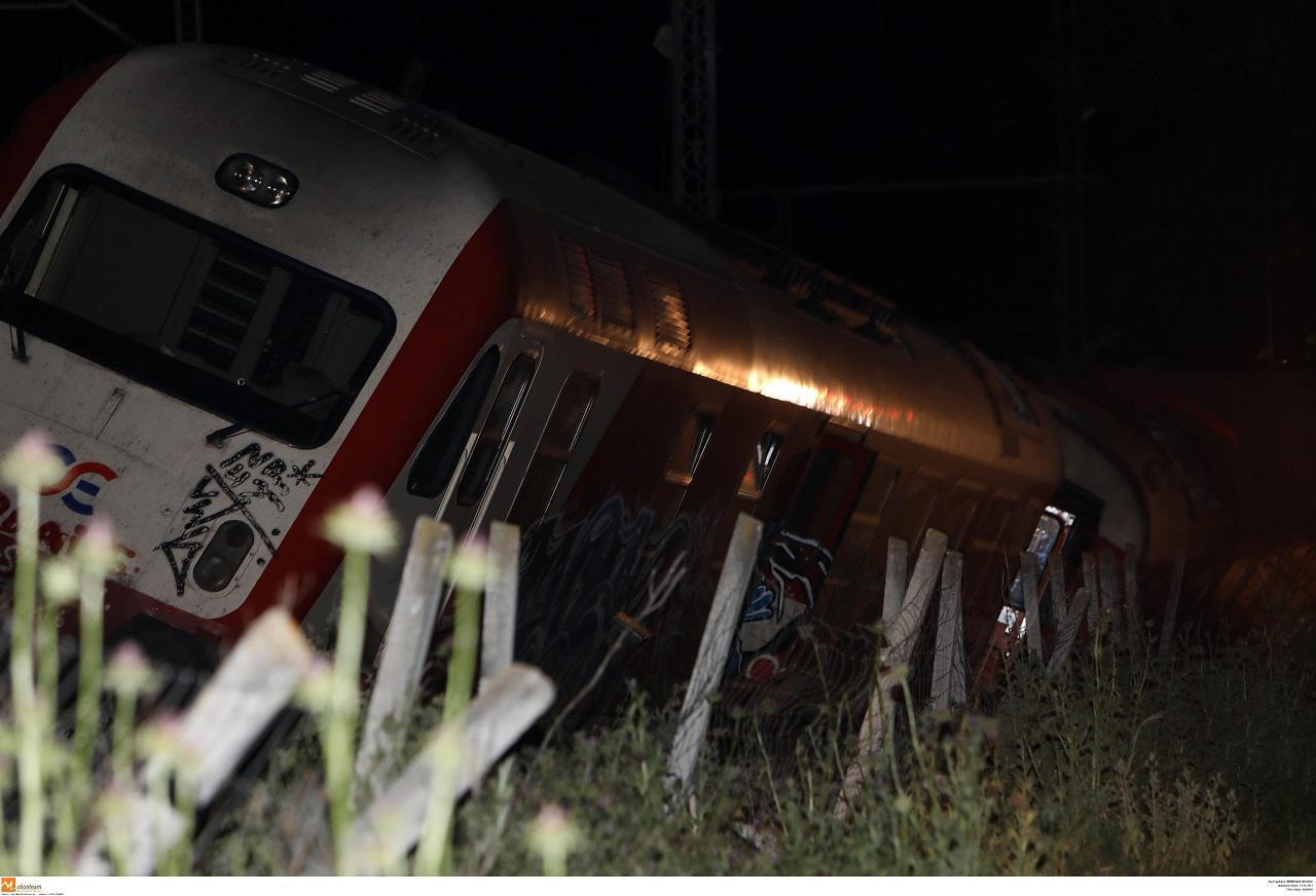 Άδενδρο τρένο Θεσσαλονίκη