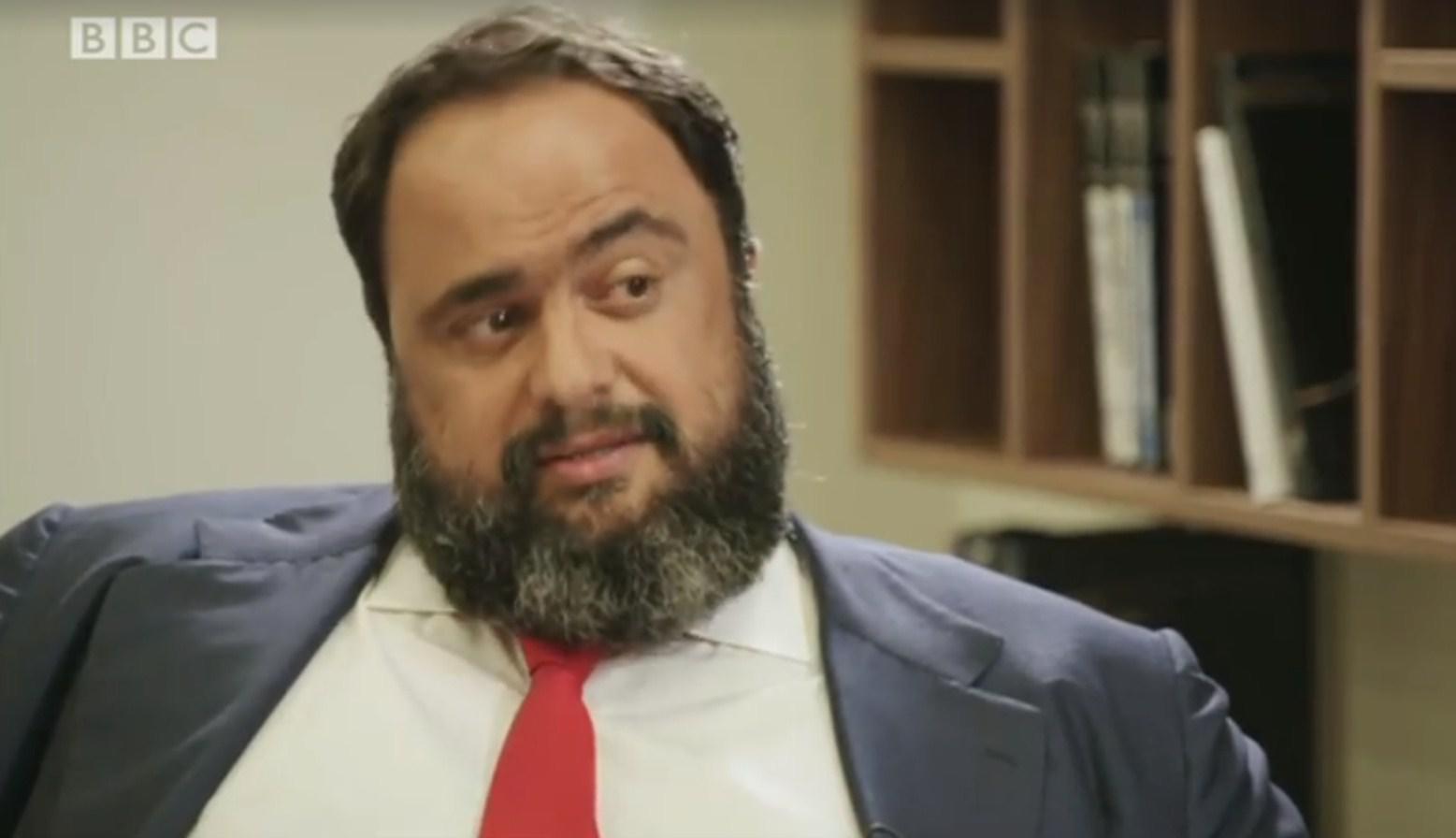 Βαγγέλης Μαρινάκης, εφοπλιστής Capital Maritime