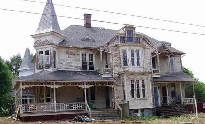 ανατριχιαστικό σπίτι 1887