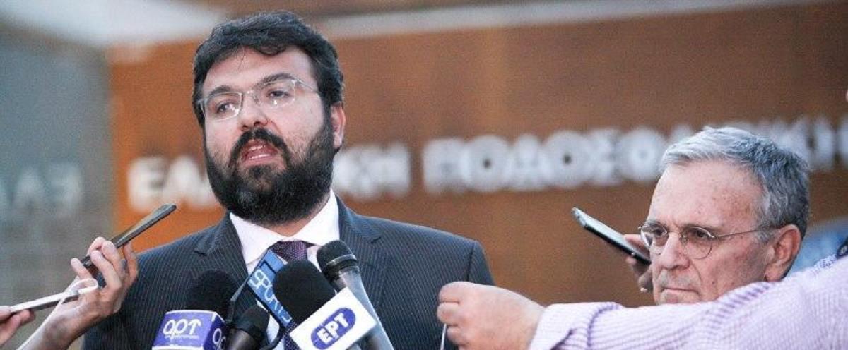 Γιώργος Βασιλειάδης. Υφυπουργός Αθλητισμού
