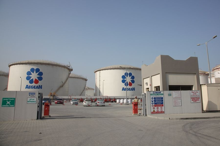 Aegean Marine Petroleum Network