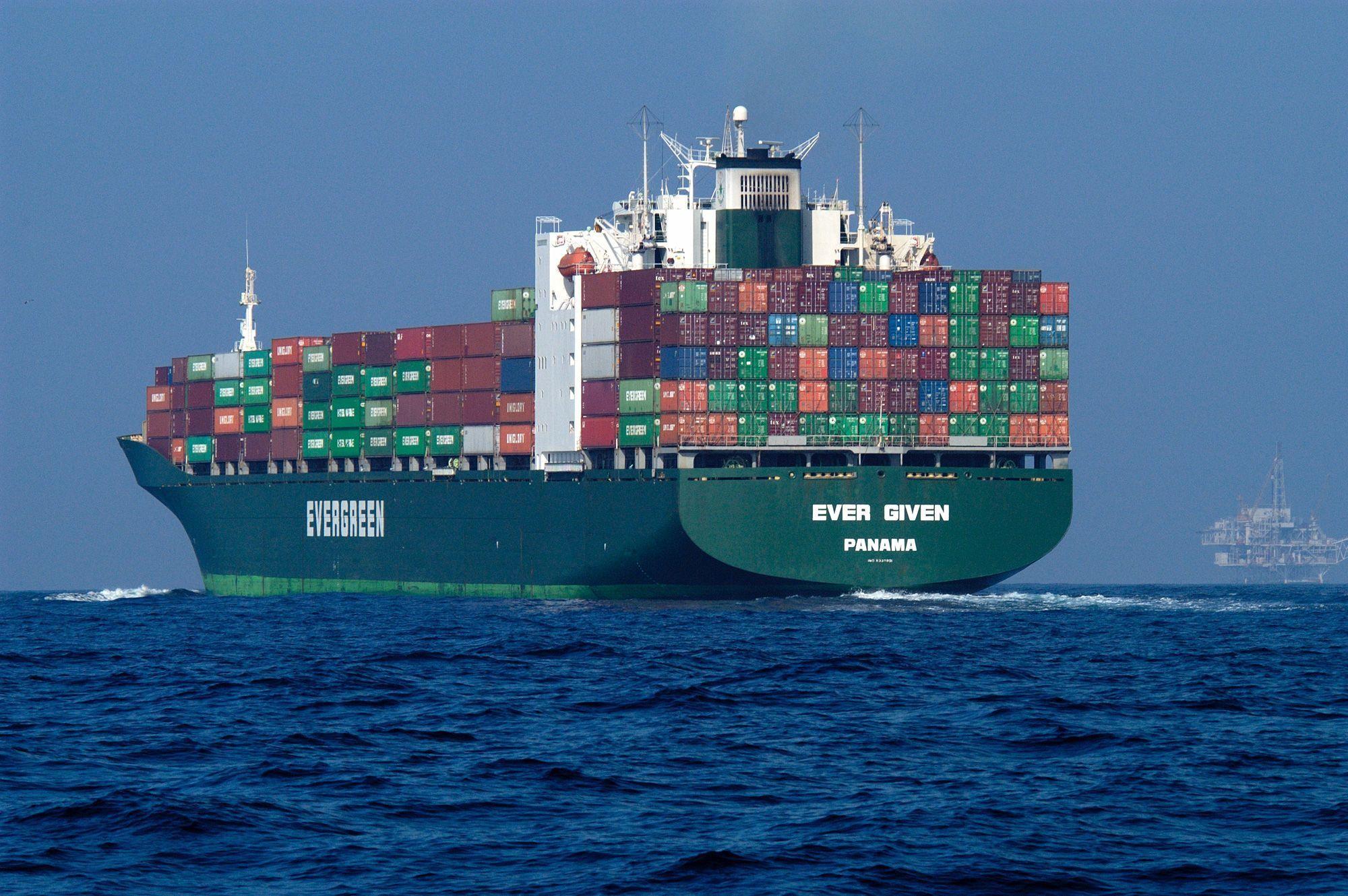 ναυτιλία ναυλαγορά containerships