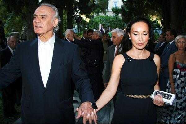 Βίκυ Σταμάτη και Άκης Τσοχατζόπουλος