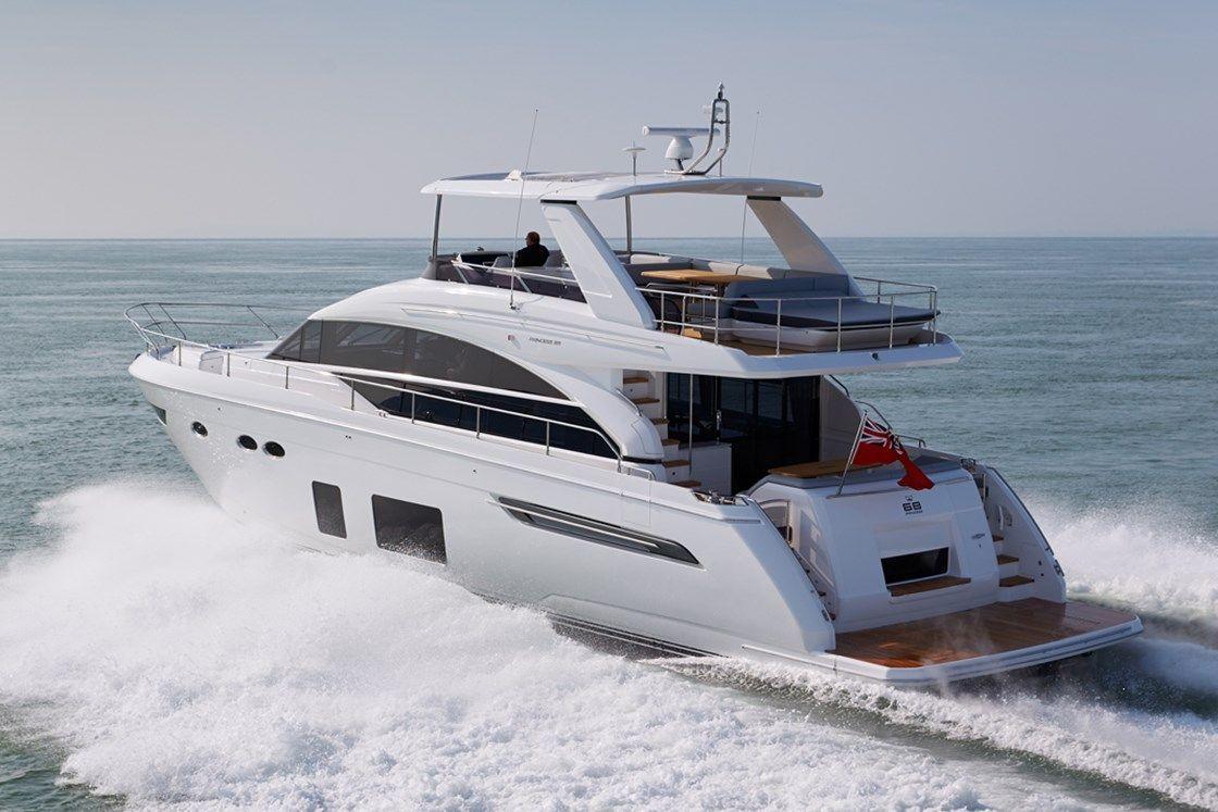 Arnault Princess Yachts