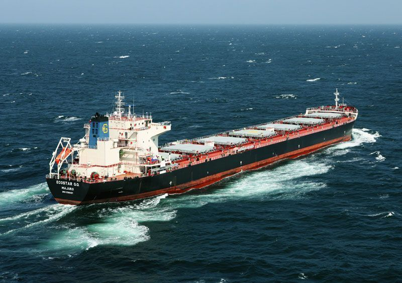 bulker ναυλαγορά ναυτιλία