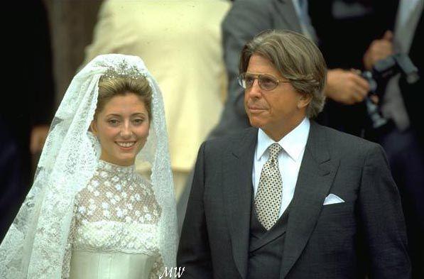 Robert Warren Miller και πριγκίπισσα Marie Chantal