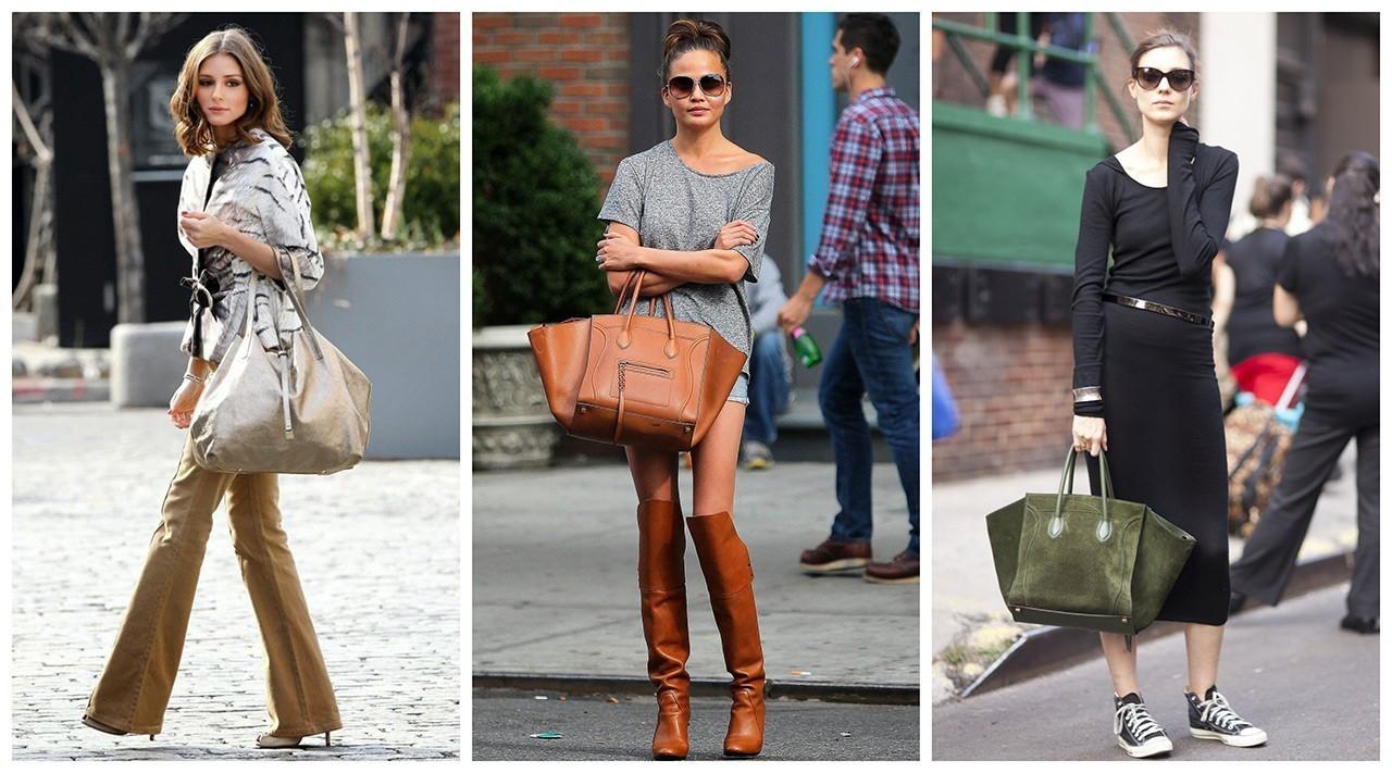 1ddf08e415 ... έχουν λανσάρει τέτοιες τσάντες σε ιδιαίτερα σχέδια που οι fashionistas  απογείωσαν όπως οι Balenciaga