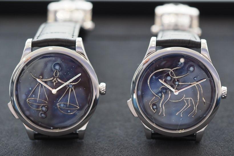 Και αυτό ακριβώς κάνει η Van Cleef   Arpels με τα ρολόγια της σειράς Poetic  Complications. 152caff073f