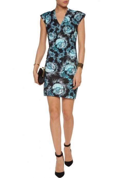 Σατέν μίνι φόρεμα – Just Cavalli Τιμή λιανικής πώλησης  375.00 € Τιμή  ενοικίασης   40.00 € 05f50ad5ad1