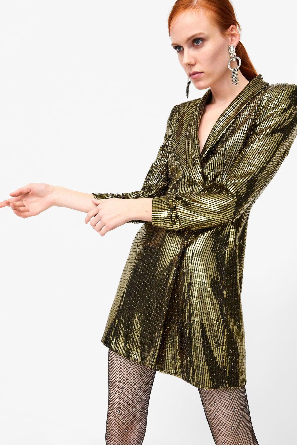 Αυτό το νέο ZARA φόρεμα θα το λατρέψεις σίγουρα! - mononews 206cdd68b3e